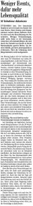 Badische Zeitung vom 31.08.2012