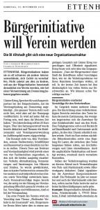 badische_zeitung_10.11.2012 Bericht